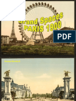 Paris Grand Spaces 1900