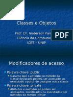 ClassesObjetosAula2