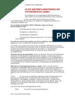 Analgesicos Antiinflamatorios No Esteroidicos