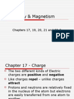 Electricity Magnestism