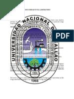 Informe #1 Del Lab. Quimica Organica