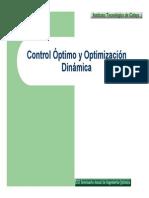 Control Óptimo y Optimización Dinamica