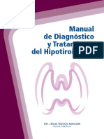 Manual Diagnostico y Tratamiento Del Hipotiroidismo Perú
