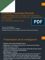 Reseña de Disertación Doctoral.pptx