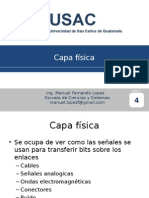 4.1 USAC Redes1 Capa Fisica
