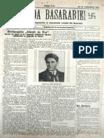 Garda Basarabiei Anul I Nr 3-4-15 Sept 1932