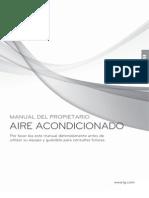 Aire Acondicionado 3 Ton Nano Plasma m362cs 3828a20894h-Spanish