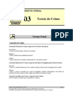 PEN 03 - Teoria Do Crime