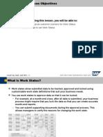 Work Status & BPFs