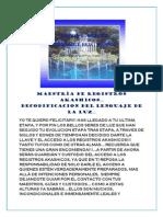 Manual Maestria Registros El Templo