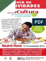 Biocultura actividades 2014