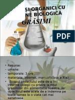 Compuși Organici Cu Acțiune Biologică