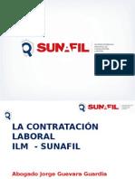 SUNAFIL  Contratacion Laboral D.S. 003-97-TR.ppt