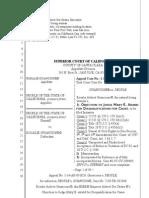 Pleading Recuse MaryArand 6-03-15