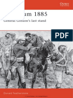 Khartoum 1885 General Gordon's Last Stand (Osprey Campaign 23)