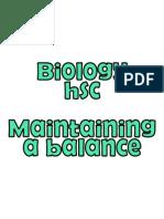 Farzaneh Module 1 Biology HSC Notes
