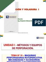 Perforacion y Voladura I- Tema 10