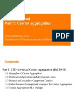 LTE Advanced Part1(22052015(28 Slides))