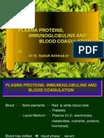 Plasma Proteins,Imno