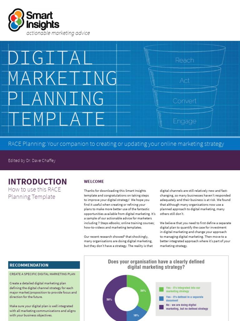 Digital marketing plan template smart insights digital marketing digital marketing plan template smart insights digital marketing analytics maxwellsz
