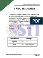 MELJUN CORTES Arithmetic and Logic Instructions