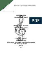 Qumica 2 periodo - Dayanna Rubio