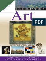 Eyewitness Companion to Art