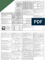 TZN4S Manual Portugues