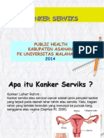 Penyuluhan CA Cervix