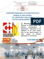 Atencion Primaria en Neonatologia