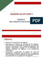 IS2_Sesion07_ADM - Arquitectura de Negocio