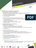 Evaluer Competences Doctorales Pr