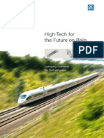 ZF - Damping Systems for Rail Vehicles