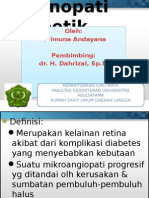 Retinopati Diabetik EDIT