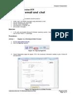 MELJUN CORTES Web E-Mail Laboratory Exercise