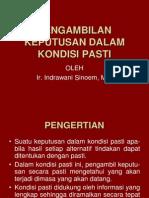 pengambilan keputusan dalam kondisi pasti.pdf