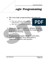 MELJUN CORTES Programming Languages Logic Programming