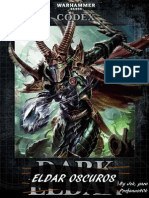Codex Eldar Oscuros Profanus Edition