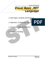 MELJUN CORTES VB.net_Visual Basic .NET Language