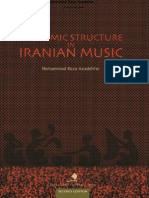 Rhythmic Structure in Iranian Music