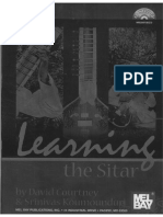 Learning the Sitar by David Courtney