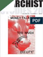 Anarchist Studies Journal 20.1