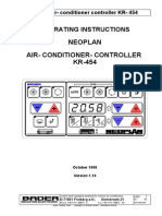 Digital Air- Conditioner Controller KR- 454