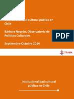 Institucionalidad Cultural Publica _formato Trama