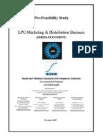 LPG Feasibility Study Pakistan