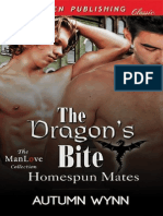 Autumn Wynn - The Dragon's Bite