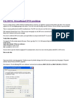 BSNL Broadband DNS Problem
