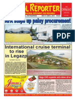 Bikol Reporter May 31 - June 6, 2015 Issue