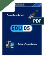 Usermanual Edu05 Fr