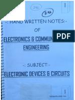 Electronics Device Circuit